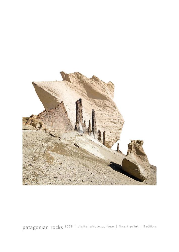 patagonian rocks